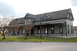 Dansbury Depot